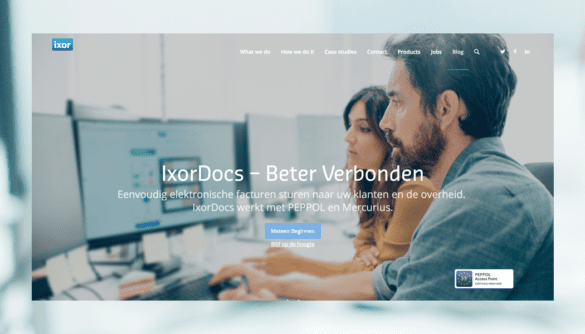 IxorDocs-Better Connected