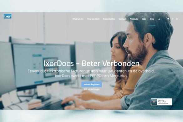 IxorDocs-Better Connected